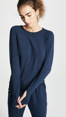 Koral Activewear It Glance Long Sleeve Top