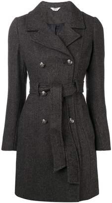 Liu Jo herringbone coat