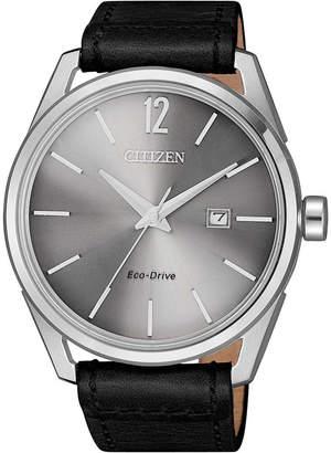 Citizen Dress Black Strap Watch