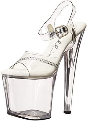 Ellie Shoes Women's 821-jewel Platform Sandal