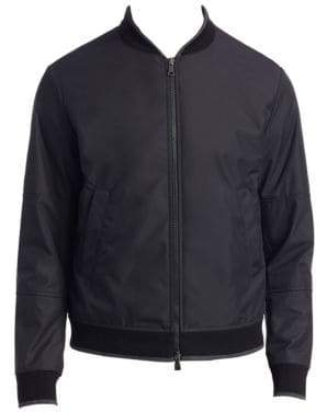 Saks Fifth Avenue COLLECTION Baseball Jacket