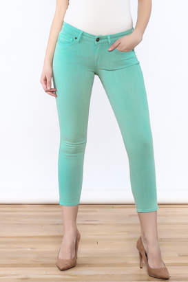Rich & Skinny Coronado Cropped Jeans