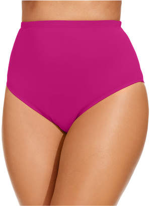 LaBlanca La Blanca Plus Size High-Waist Swim Bottoms Women's Swimsuit