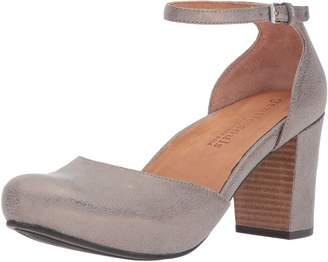 Gentle Souls Kenneth Cole Women's TALENA Two Piece Dress Pump Block Heel Shoe