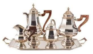 Buccellati 5-Piece Sterling Tea & Coffee Service