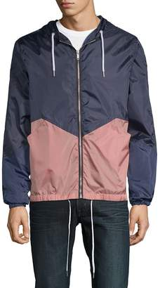 Sovereign Code Men's Carlton Hooded Jacket