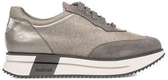 Alberto Guardiani (アルベルト グァルディアーニ) - Alberto Guardiani Gray Sport Lady Way Sneakers