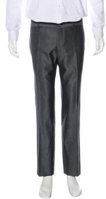 Alexander McQueen Five-Pocket Dress Pants