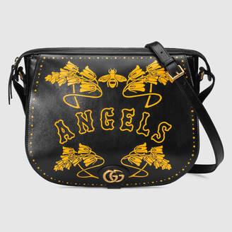 Gucci Messenger bag with LA AngelsTM print