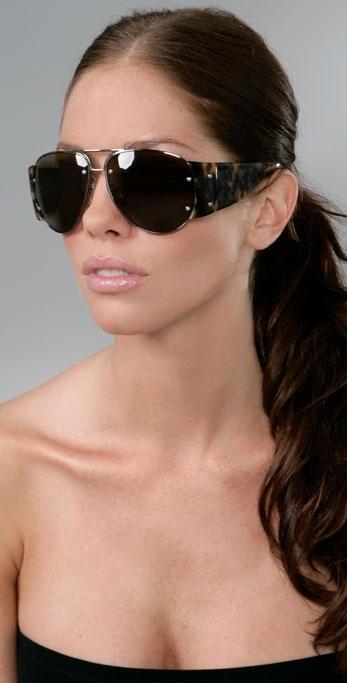 Lanvin Paris Saratoga Sunglasses