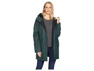 French Connection Hooded Raincoat Women's Coat