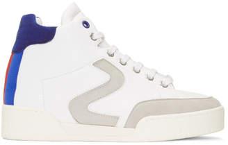 Stella McCartney Multicolor Stella High-Top Sneakers