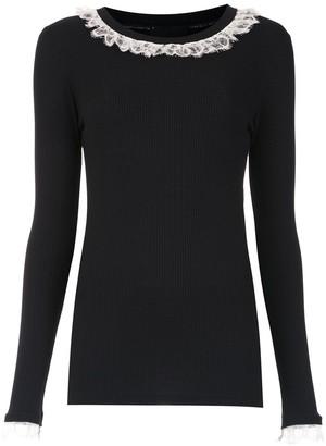 Andrea Bogosian long sleeved top