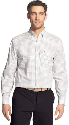 Izod Men's Premium Essentials Classic-Fit Stretch Button-Down Shirt