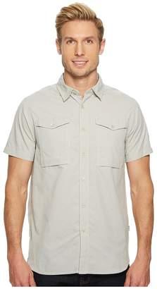 The North Face Short Sleeve Monanock Utility Shirt Men's Short Sleeve Button Up