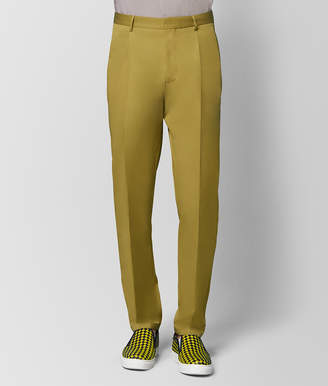 Bottega Veneta CHAMOMILE COTTON PANT