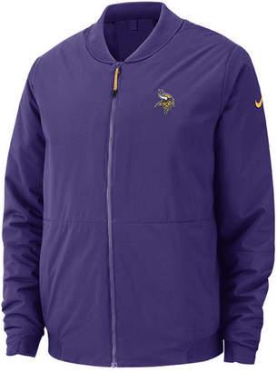 Nike Men's Minnesota Vikings Bomber Jacket