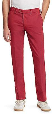Saks Fifth Avenue Men's COLLECTION Double-Faced Chino Trousers