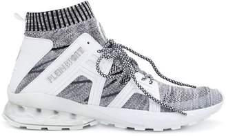 Plein Sport sock sneakers