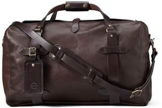 Filson Weatherproof Leather Duffel Bag