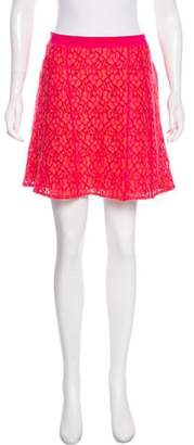 Marc by Marc Jacobs Lace A-Line Skirt