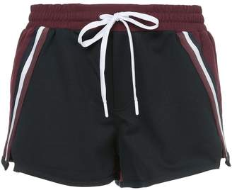 The Upside panelled shorts