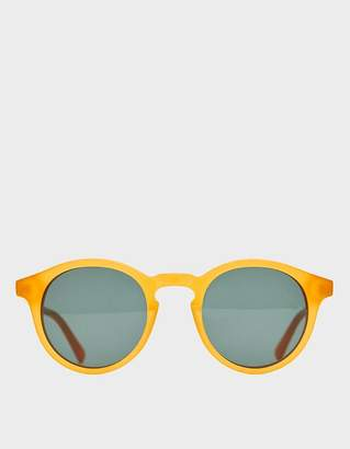 Sun Buddies Zinedine Sunglasses in Milky Orange