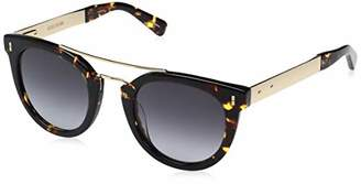 Bobbi Brown Women's The Woodson/s Round Sunglasses