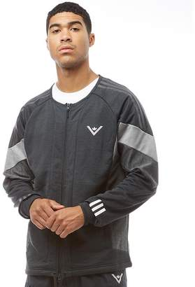 adidas x White Mountaineering Mens Challenger Track Top Black