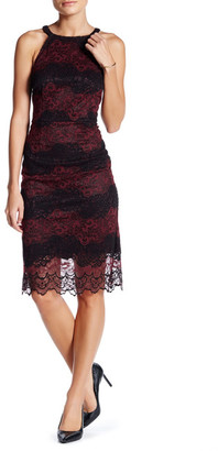 Kensie Sleeveless Lace Dress $98 thestylecure.com