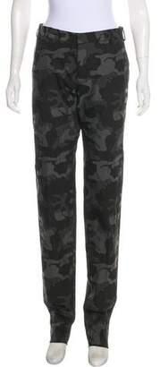 Tonello Camo Print Slim Pants