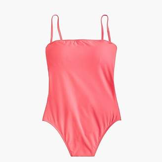 J.Crew Baby bow back one-piece swimsuit