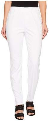 Eileen Fisher Stretch Organic Cotton Denim Skinny Pants Women's Casual Pants