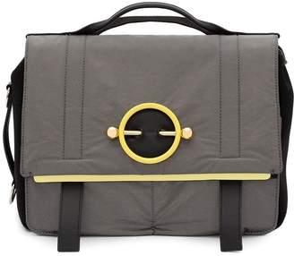 J.W.Anderson technical fabric satchel