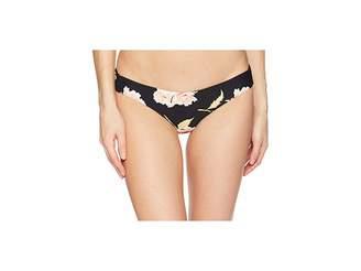 Billabong Floral Dawn Lowrider Bottom Women's Swimwear