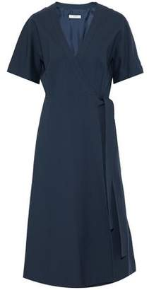 Lanvin Wool Wrap Dress