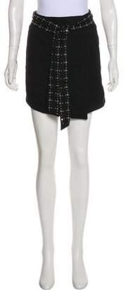 Paige Rosie HW x Valentine Denim Skirt