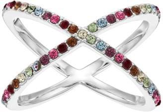 Brilliance+ Brilliance X-Ring with Swarovski Crystals