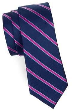 Lauren Ralph Lauren Boy's Striped Silk Tie