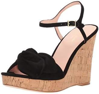 Kate Spade Women's Janae Espadrille Wedge Sandal