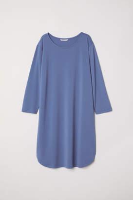 H&M Jersey Dress - Blue