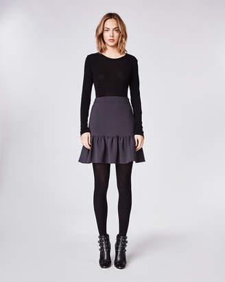 Nicole Miller Ruffle Skirt