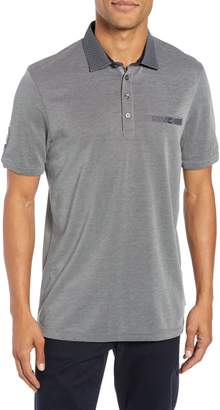 Ted Baker Slim Fit Marsh Soft Touch Pique Polo