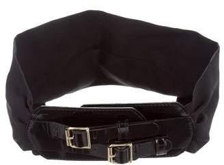 3.1 Phillip Lim Woven Waist Belt