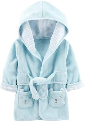 Carter's Baby Boy Hooded Bear Robe