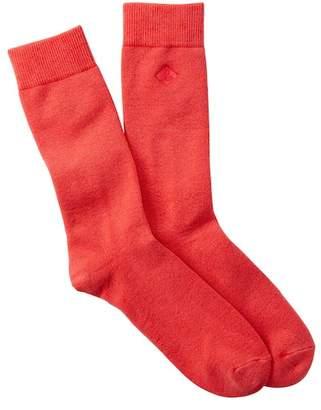 Sperry Solid Salt Wash Crew Socks - Pack of 3