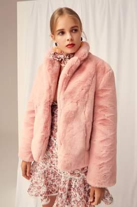 Keepsake Faux Fur Jacket