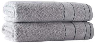 Monroe Enchante Home 2-Pc. Bath Towels Turkish Cotton Towel Set Bedding