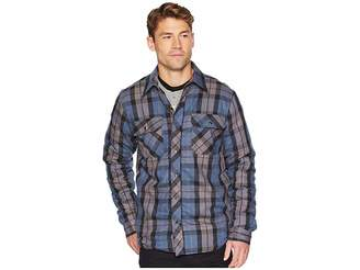 Dickies Modern Fit X-Series Snap Front Shirt Jacket