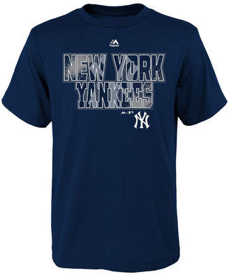 Majestic New York Yankees Spark T-Shirt, Big Boys (8-20)